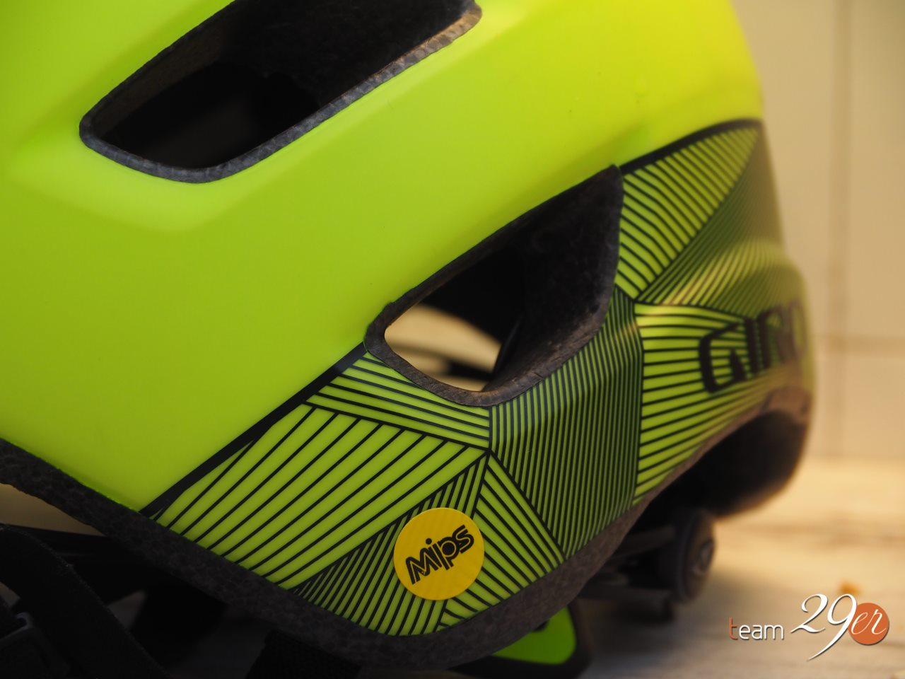 Test kask Giro Chronicle MIPS 7