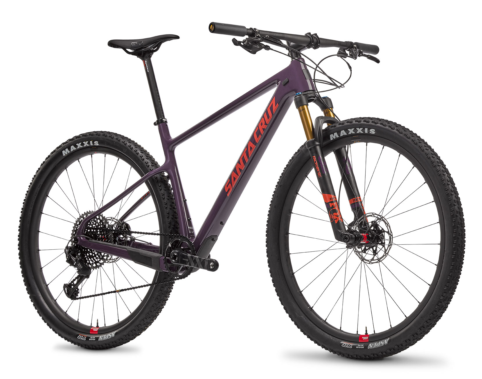 Santa Cruz Highball3 Violet