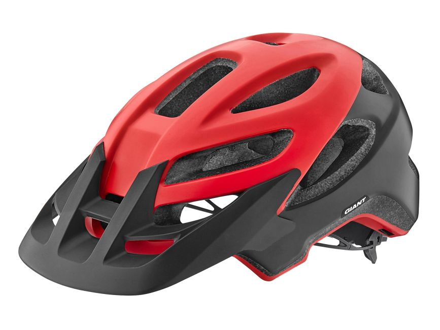 GIANT ROOST HELMET RED