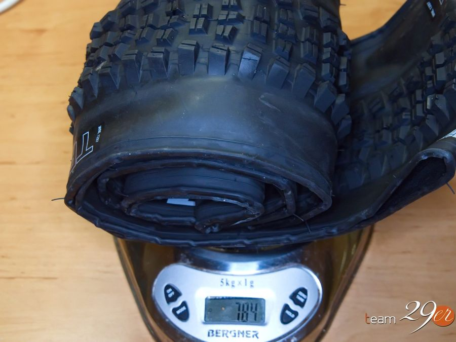 Trail Boss Weight