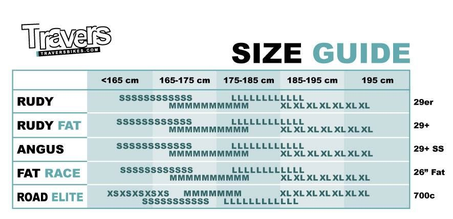 Travers-bikes-sizing-guide