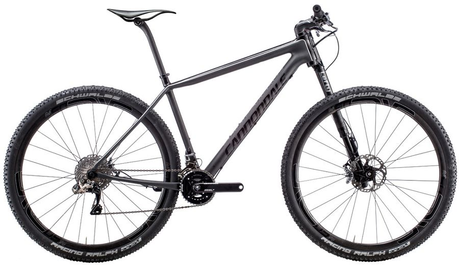 2015 Cannondale-F-Si-CarbonBlack-hardtail-mountain-bike
