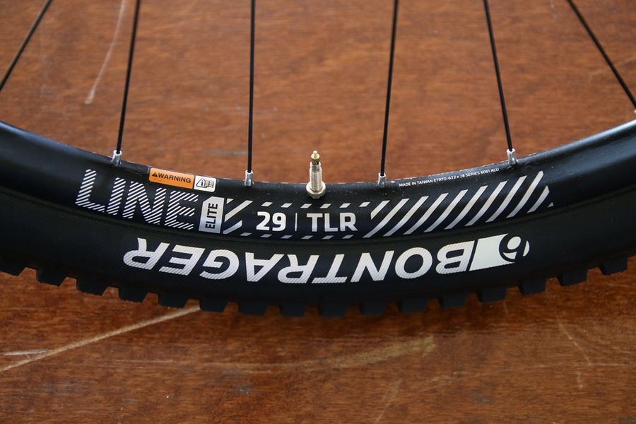 Bontrager Line elite plus rim 1