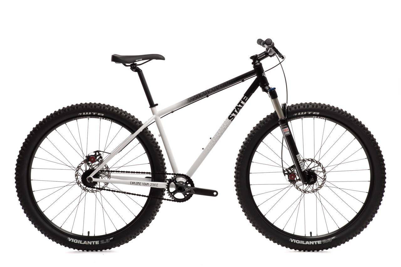 State Bicycle Co 29er Single Speed MTB dlx 1
